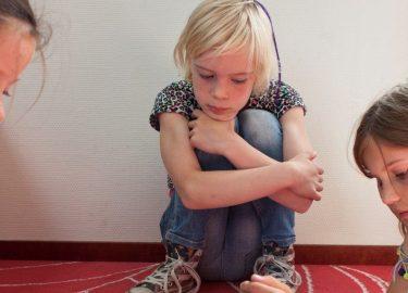 spelende kinderen bij BSO de Meerpaal Naarden