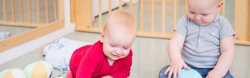 baby's kinderdagverblijf de Krijgsman muiden