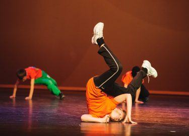 Breakdance SKBNM Clubjes vervoer