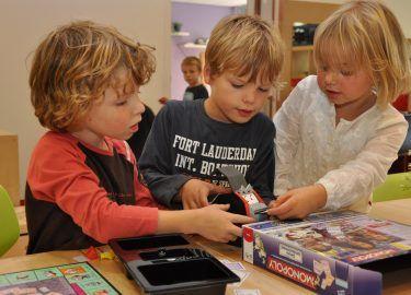 spelen tussenschoolse opvang SKBNM