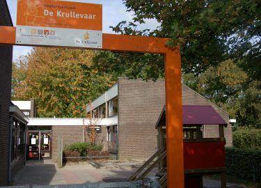 ingang Peuterspeelzaal de Krullevaar Muiderberg