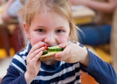 Ontbijten Voorschoolse opvang Julianaschool Kwartellaan