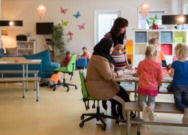 werken bij BSO Ravelijn Kinderrijk Naarden