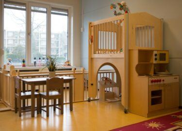 binnenkijkenbij kinderdagverblijf Ravelijn
